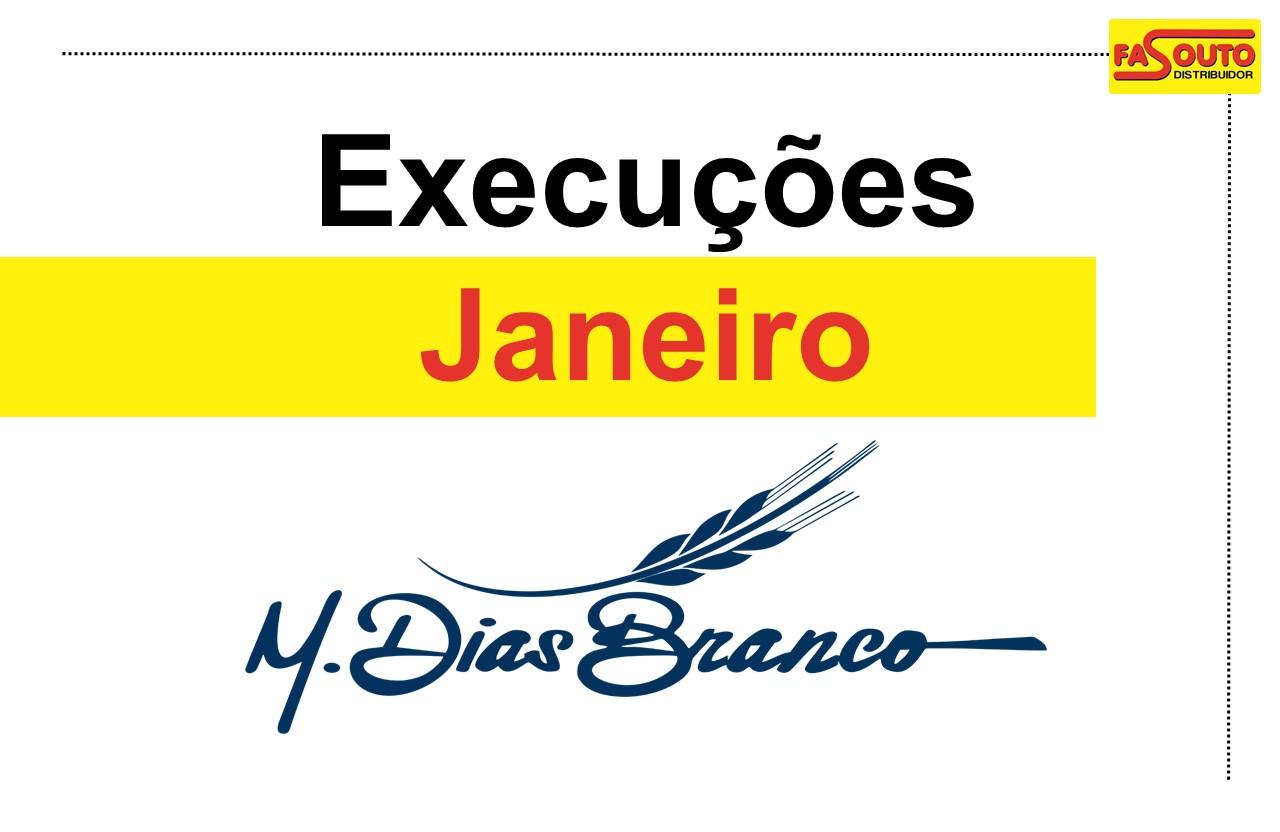 M. Dias Branco- Janeiro 2019