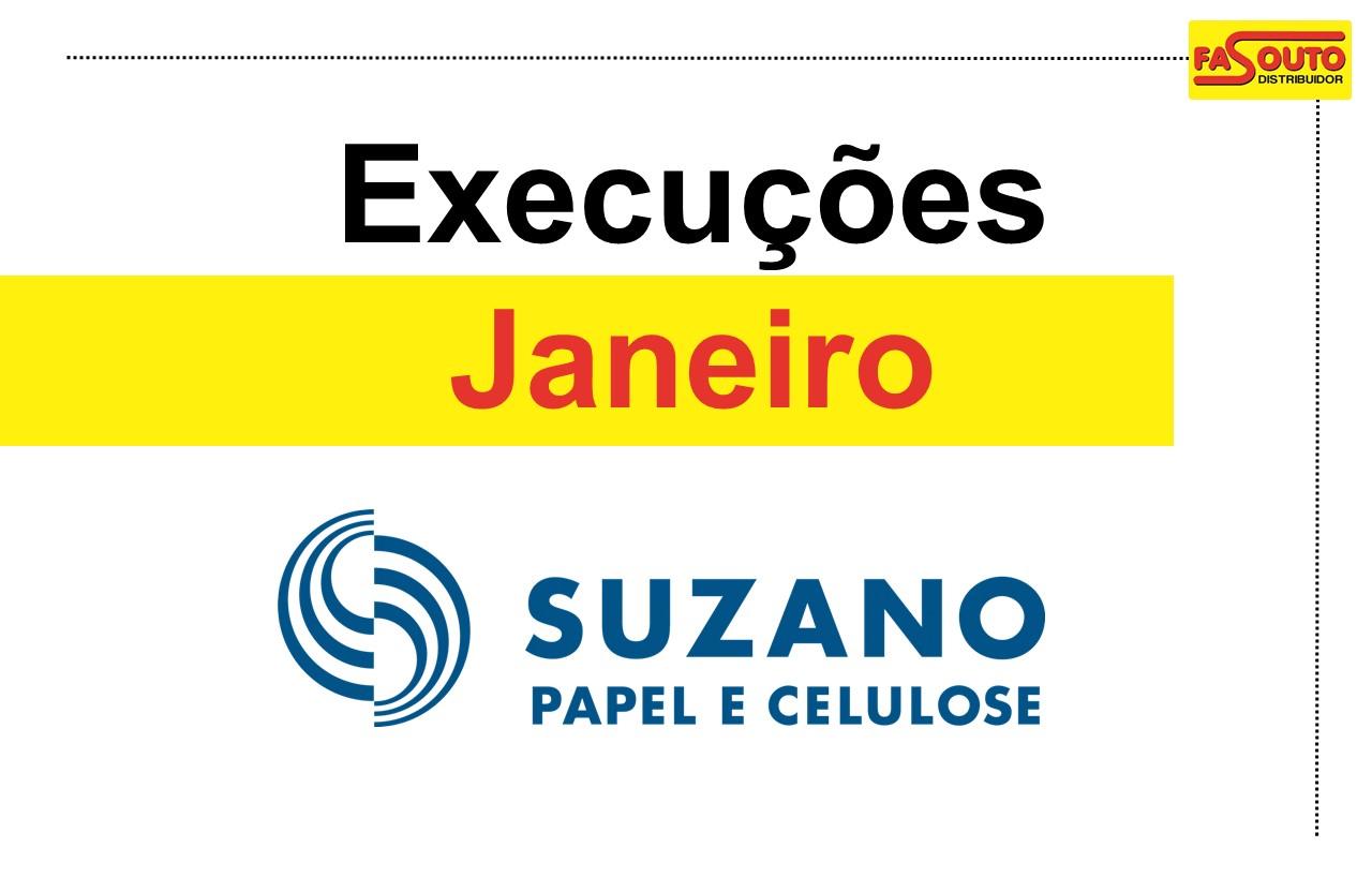 Suzano - Janeiro 2019