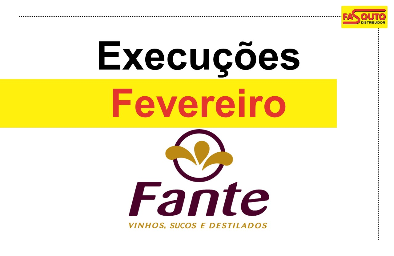 Fante - Fevereiro 2019