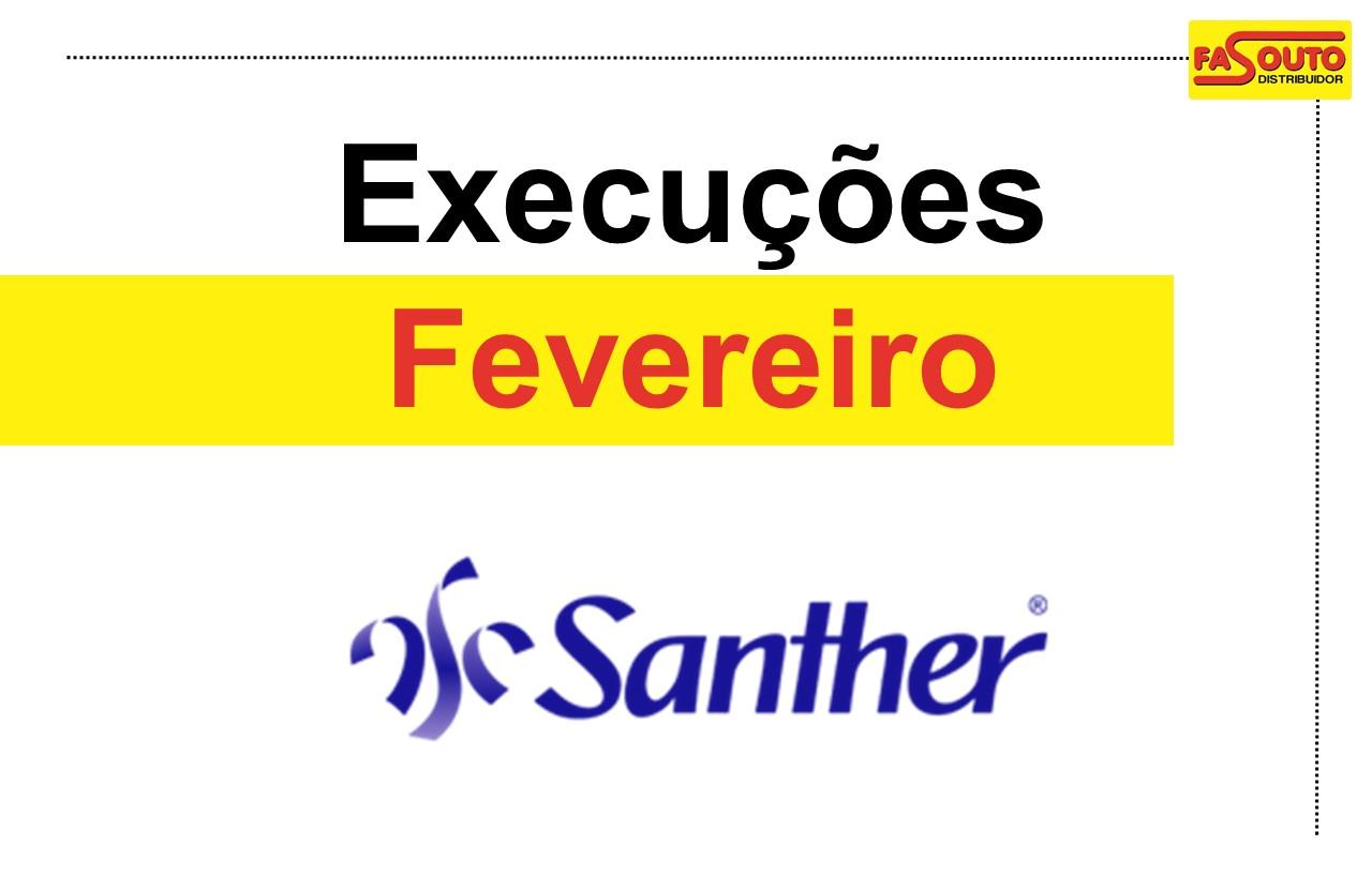 Santher - Fevereiro 2019