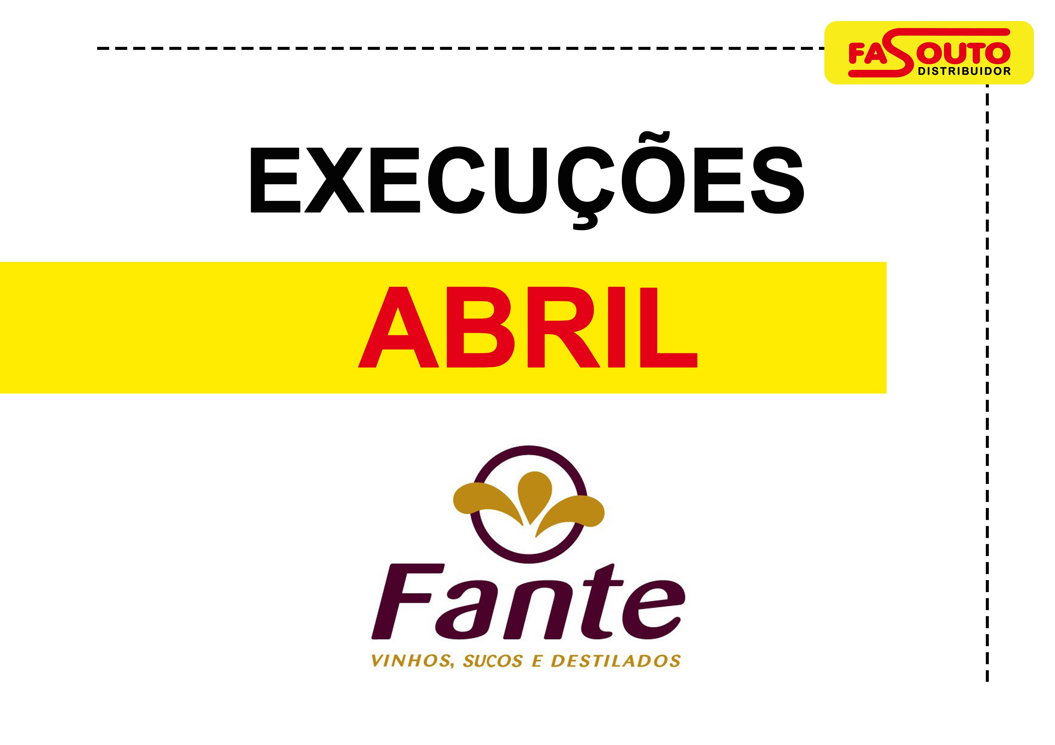Fante - Abril 2019
