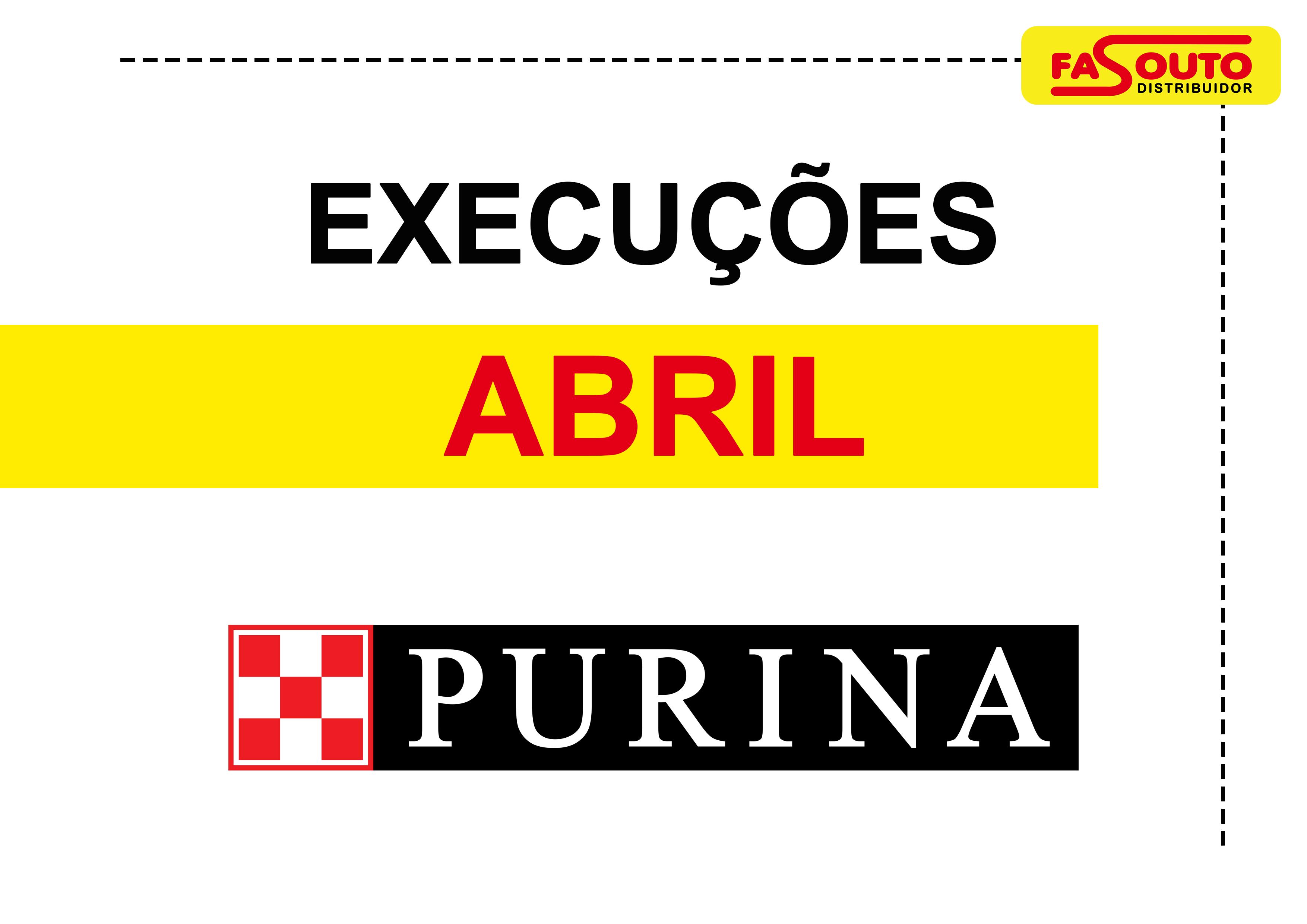 Purina - Abril 2019