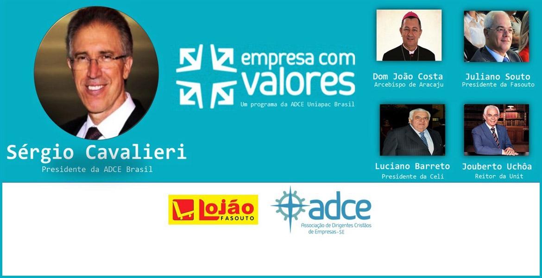 Com o apoio do Lojão Fasouto, ADCE promove palestra em Aracaju sobre