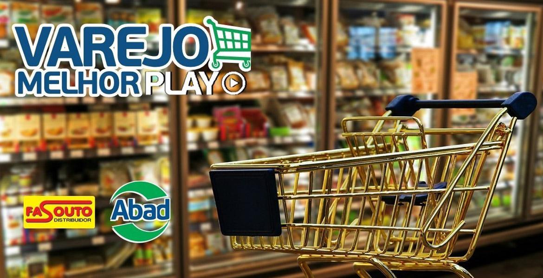 Conheça o Varejo Melhor Play: uma ferramenta de capacitação para aprimorar a gestão do lojista.