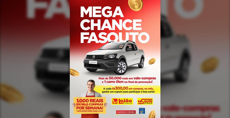 Campanha Mega Chance