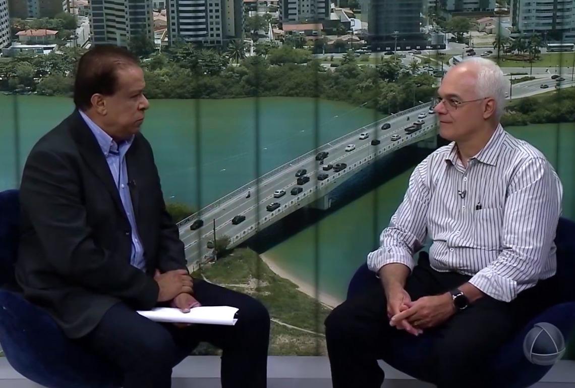 Juliano César fala com Carlos Batalha sobre Empreendedorismo e sobre as atuações do Grupo Fasouto