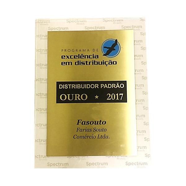 Distribuidor Padrão Ouro