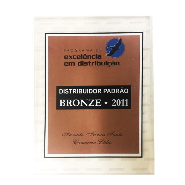 Distribuidor Padrão Bronze